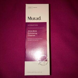 New Dr Murad AHA/BHA Exfoliating Cleanser 6.75oz